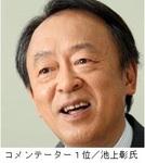 コメンテーター第1位の池上彰氏.jpg