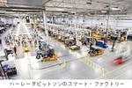 ハーレーダビットソンの工場.jpg